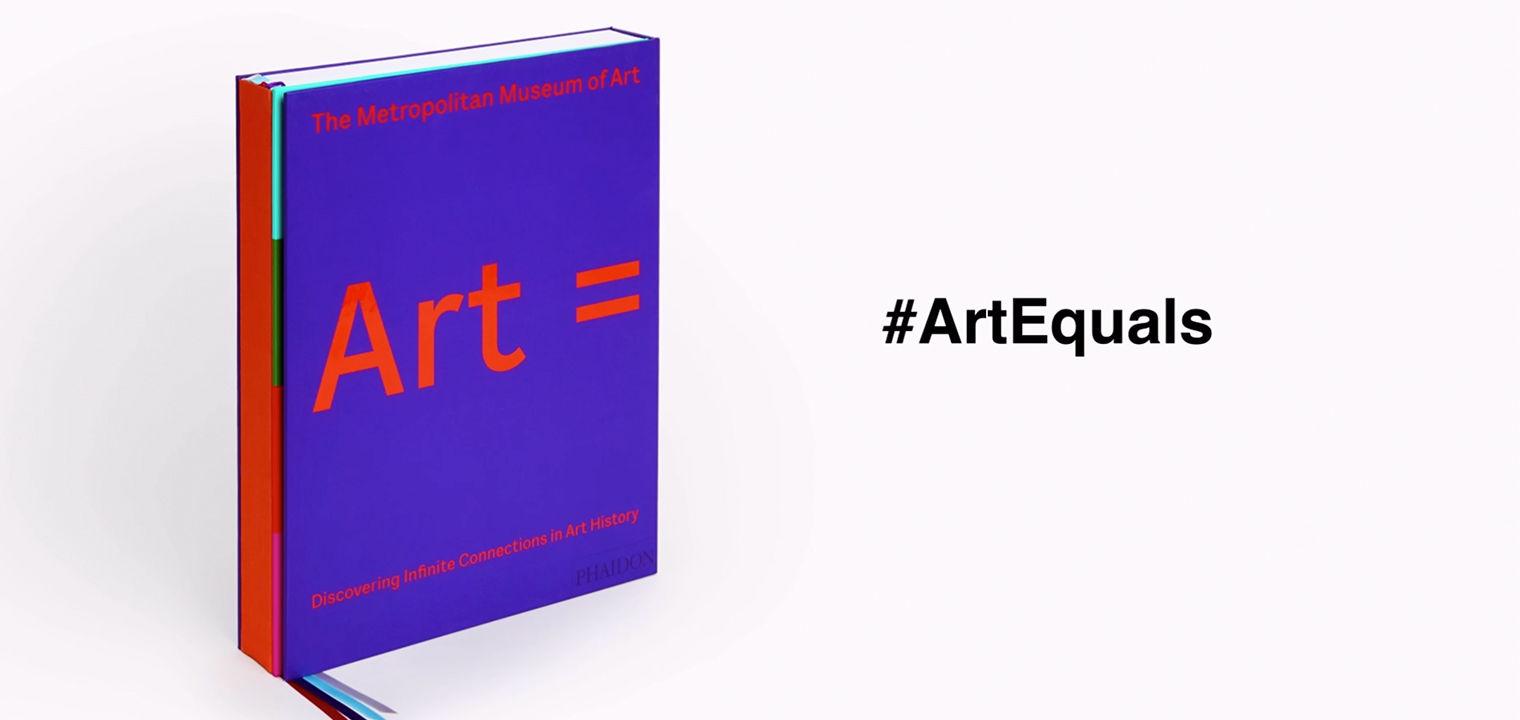 ArtEquals | The Metropolitan Museum of Art | Art = | Discovering Infinite Connections in Art History