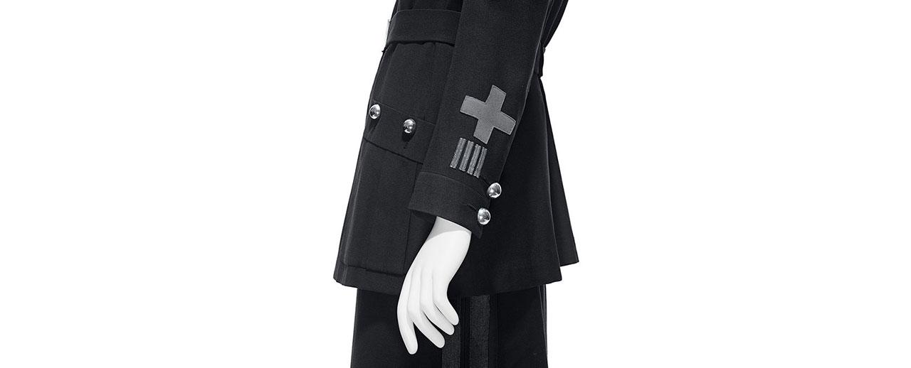 Image of Nursing uniform at The Costume Institute.