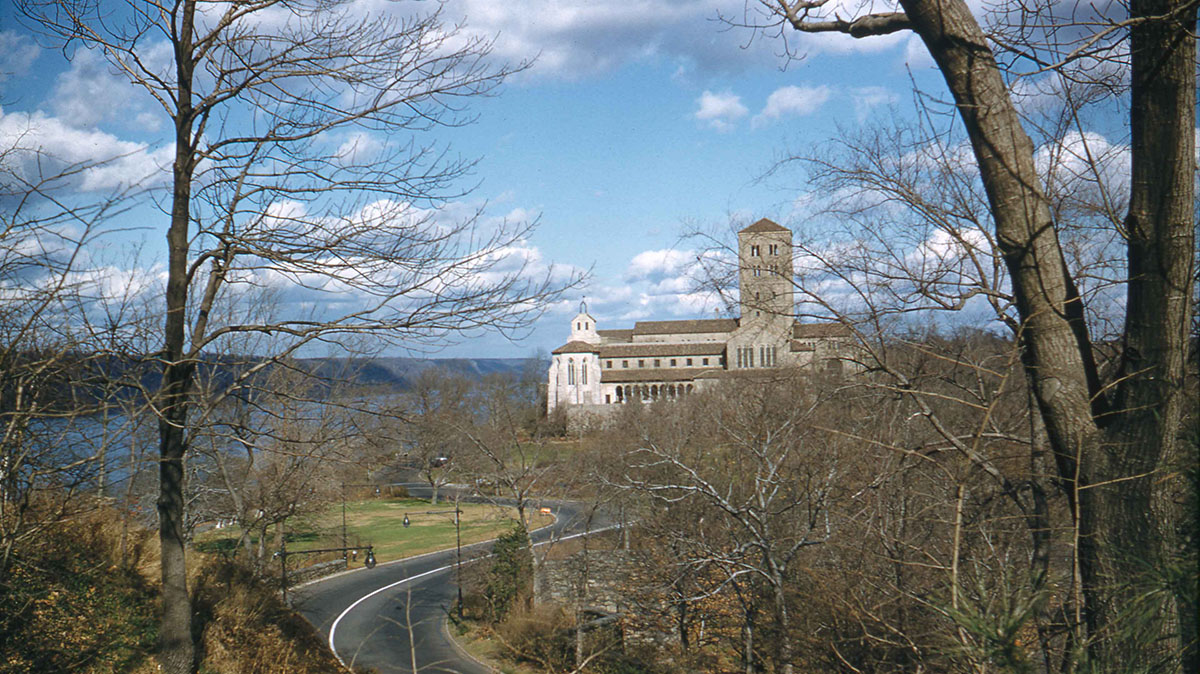 The Met Cloisters at Fort Tryon Park