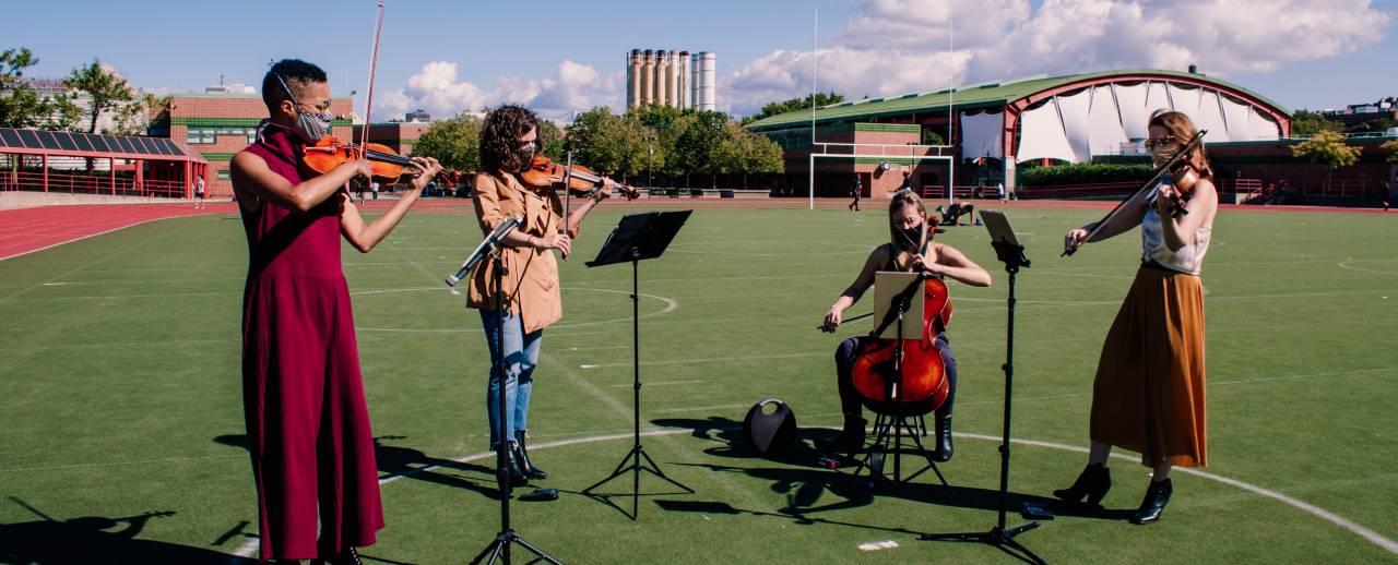The Overlook String Quartet