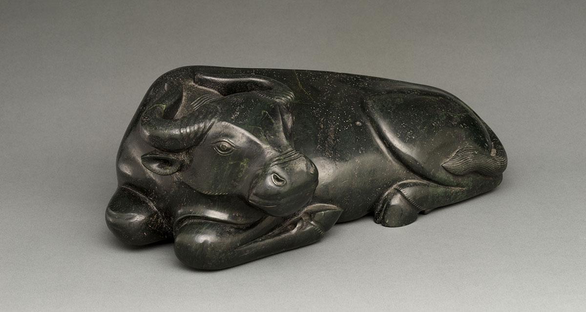 Water Buffalo Chinese, Qing dynasty