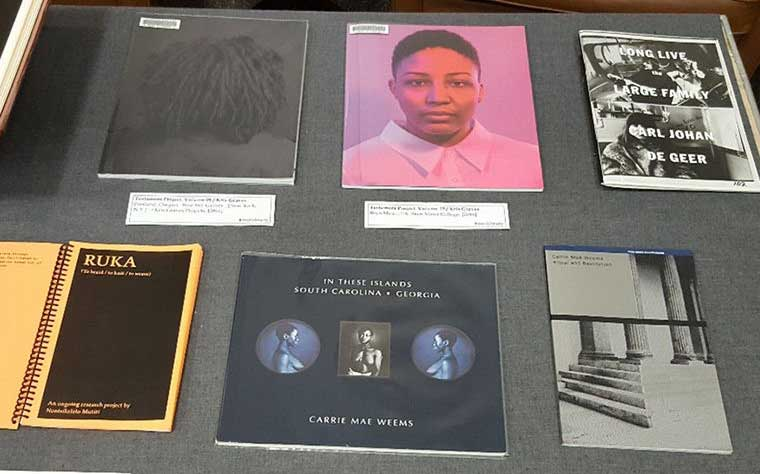 Publications by Kris Graves, Nontsikelelo Mutiti, and Carrie Mae Weems