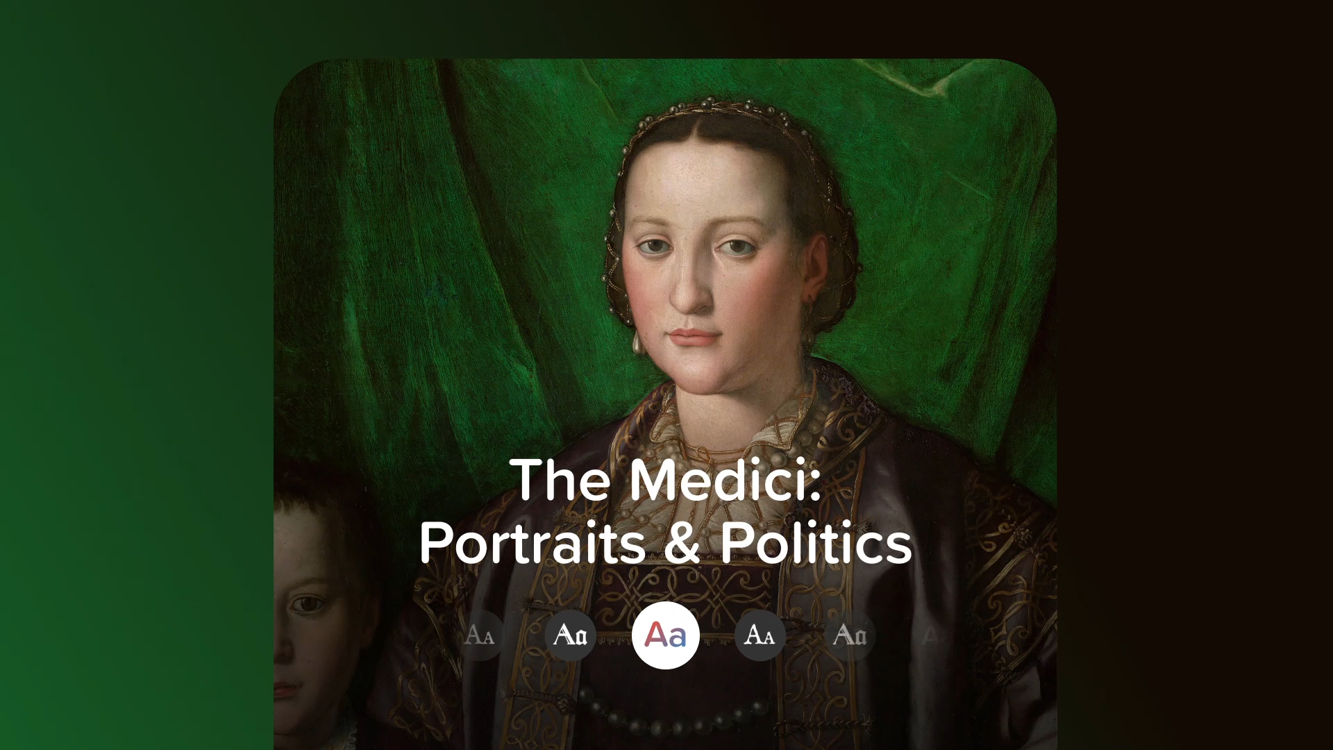 The Medici: Portraits and Politics, 1512–1570—AStudy in Influence