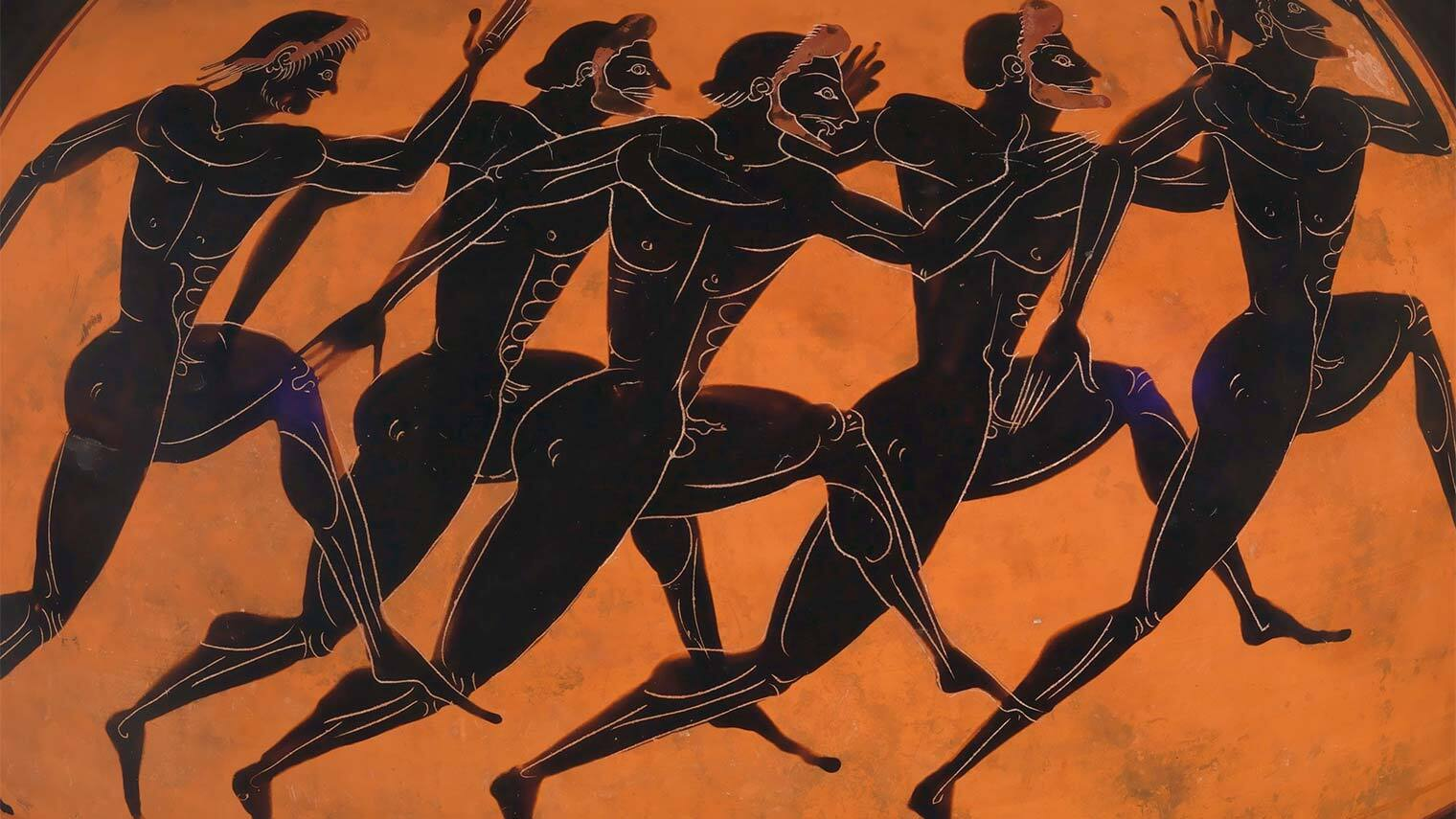 The Ancient Olympics and Other Athletic Games