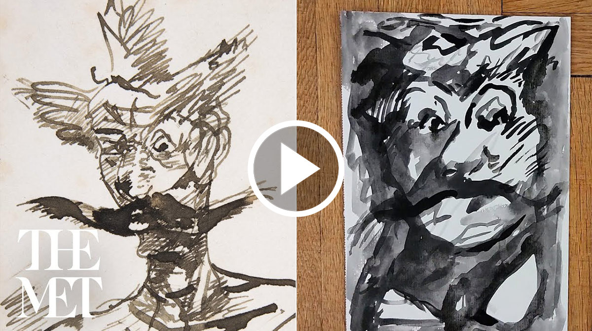 How to Sketch Movement