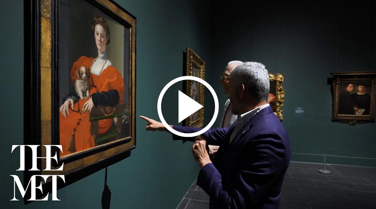 The Medici: Portraits and Politics, 1512–1570 VirtualOpening