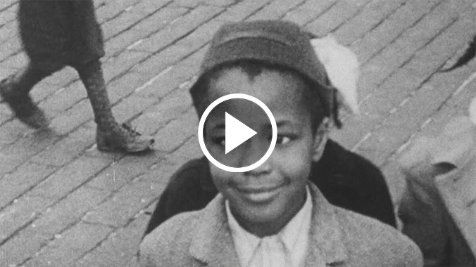 In the Street, 1948—A Film by Helen Levitt, ft. New Musical Score by Ben Model